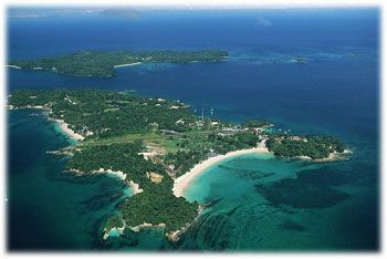 Vista Isla Contadora