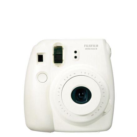 Cámara instantánea Fujifilm Instax Mini 8/ En el Corte Inglés, 89€ (es el precio más barato que he encontrado, igual en Media Markt según la página web, el papel es más barato en Media Markt)
