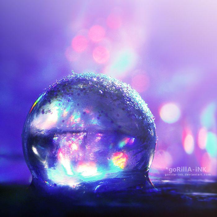 In My Castle Of Glass by goRillA-iNK.deviantart.com on @deviantART