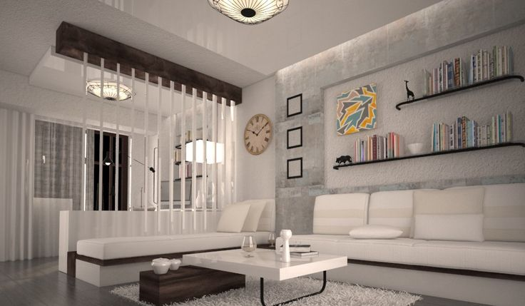 Apartament cu influente Suedeze - Art Deco Zone & Knox Design - Amenajari interioare Bucuresti