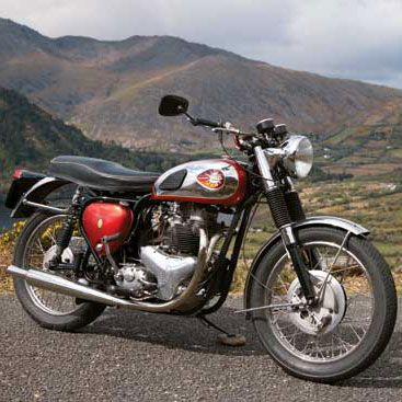 Classic BSA Motorcycles