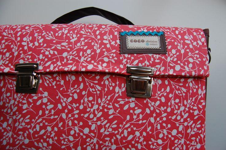 Bag XXL handmade CoCo division http://cocodivision.bigcartel.com/product/bolso-grande-salmon