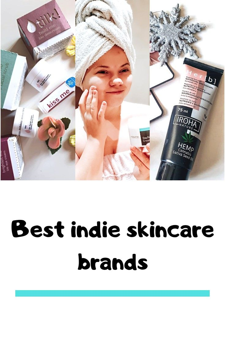 The best indie skincare brands in 2020 Face products