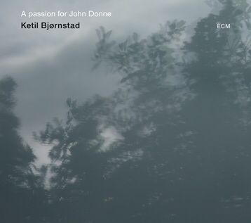 What's a good way to wake up on a Monday, despite  continuation of a blinder migraine since Saturday? Finding out that a photo you took of  Ketil Bjørnstad is  used on page 5 of the Norwegian neo-classicist's 2014 ECM recording, A Passion for John Donne.   This'll  makes four ECM liners that feature one or more of my shots, the others being: Terje Rypdal's Crime Scene (3); Tomas Stańko's Dark Eyes (1); Bjørnstad's La Notte (11) and A Passion for John Donne (1).  Feelin' lucky and, um, groovy…