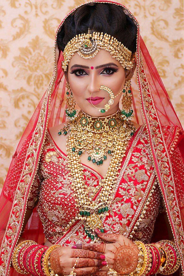 Barista Is Under Maintenance Beautiful Indian Brides Bride Fashion Photography Top Bridal Makeup