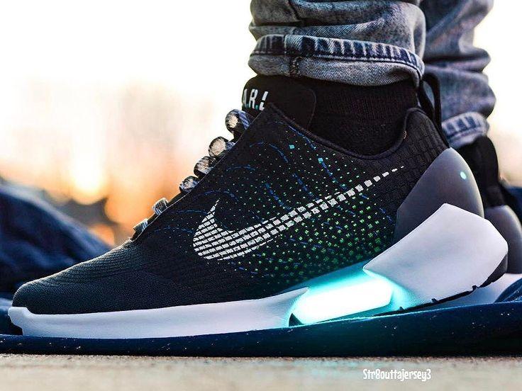 Nike Hyperadapt 1.0 Power Lacing (#SDJ 31/01/2017)