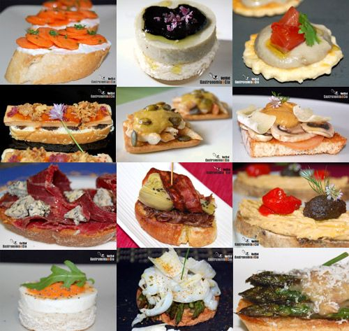 12 recipes de pinchos (spanish food
