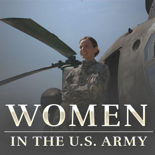Women in the U.S. Army