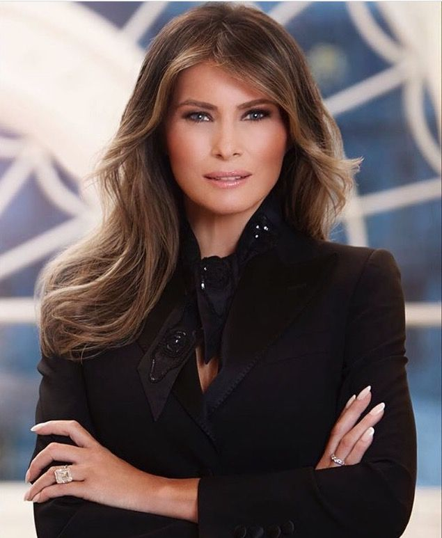Melania Trump - Our First Lady 🇺🇸