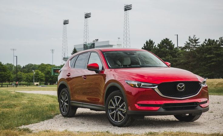 Mazda CX-5  Practicality Matters: Every Compact Crossover SUV Ranked from Worst to Best - Slide 16