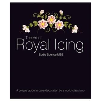Livro The Art of Royal Icing por Eddie Spence