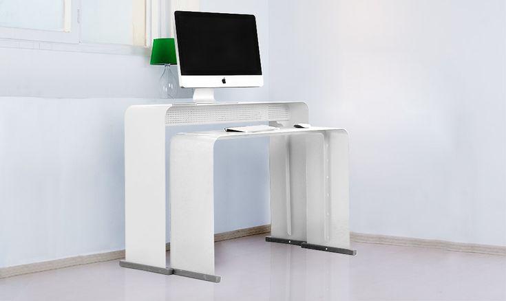 Малогабаритный компьютерный стол | Компактный компьютерный стол | Астолик