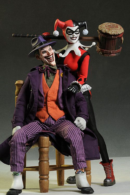Realistic Female Action Figures | ... , fitting in nicely with Hot Toys or Enterbay figures of The Joker and Harley Quinn