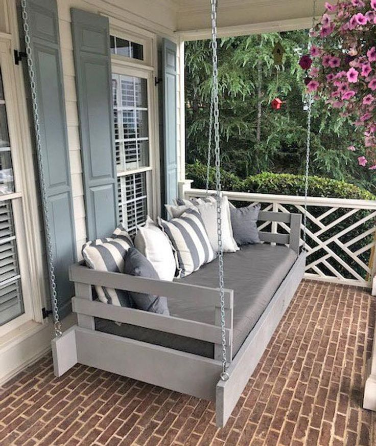Custom Sunbrella Daybed Cover Outdoor Fabric Mattress
