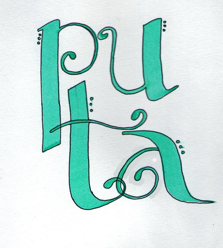Eufemismo tipográfico.