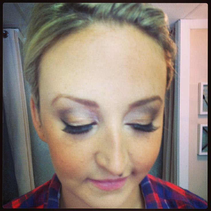 #wedding #makeup #bbbeauty #bbbteam #xox http://www.brittanybuckhair.com/