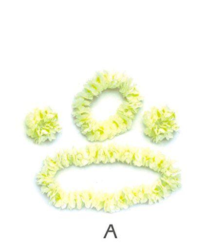 BOSHENG Luau Party Supplies Flower Leis Set,Bracelet, Necklace,Headband (1) BOSHENG http://www.amazon.com/dp/B01DU326LO/ref=cm_sw_r_pi_dp_7vgbxb01SHW0E