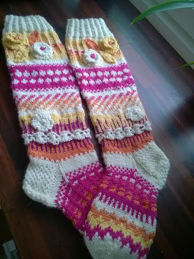 Anelmaiset-socks no 2