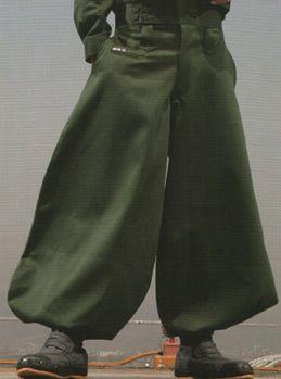 作業服JP 胴付超超ロング(310021) 関東鳶 1000-PD-400-B 作業服の専門店 【ユニフォーム1】