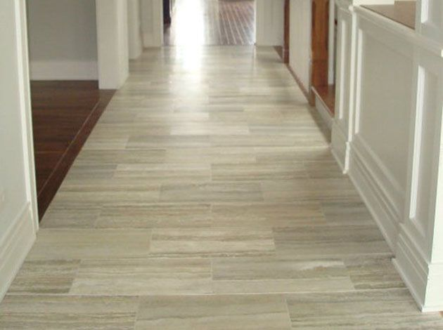 Bathroom Floor Tiles Natural Stone : Vein cut travertine flooring home stuff natural stone and