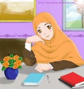 thinking muslimah