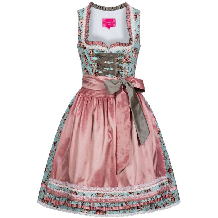 153 best dirndl kollektion fr hjahr sommer 2016 images on for Dirndl fa r mollige