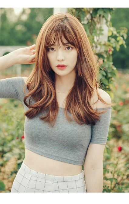 short hair style for ladies bora lim pinkage ulzzang 8861 | b79ee259dd1a6e9ed38caa3cf95c8861 asian hairstyles soft hairstyles