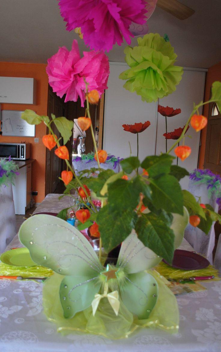 Decoration fee clochette for Decoration achat