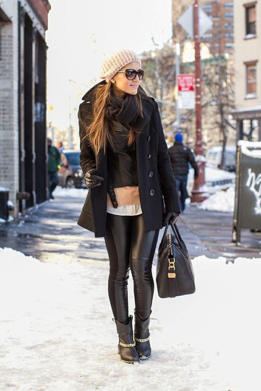 Camila Coelho - Winter Look