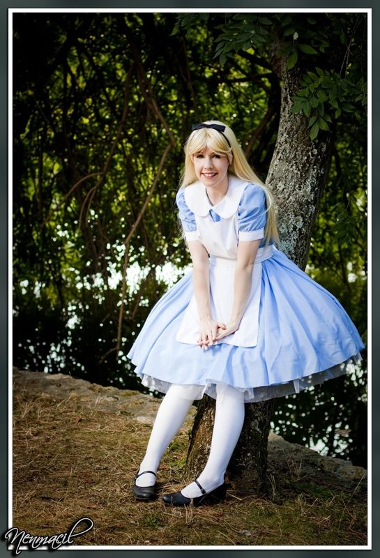 Alice in wonderland cosplay. I wanna do the Madness Returns version though