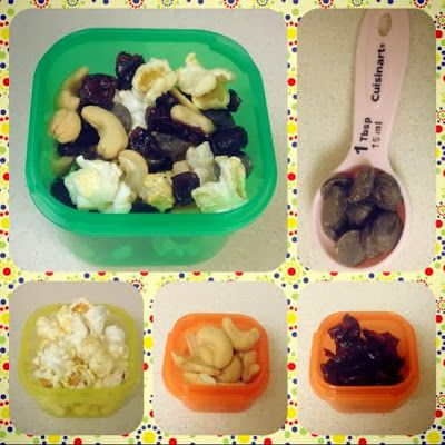 Brooke's blog: Super Easy Snack Mix (21 DAY FIX approved)