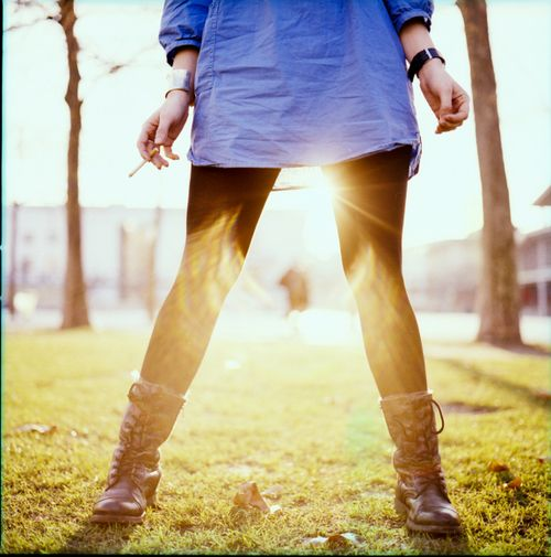 Awesome Albums: Walk in the Park by mikahsupageek Fancy a little...