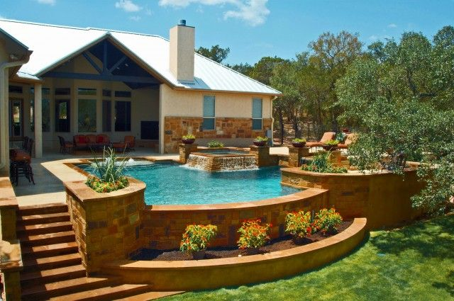 170 Best Images About Pool Ideas On Pinterest Swimming Pool Designs Pools And Pool Designs