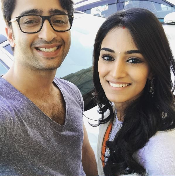 Kuch Rang Pyar Ke Aise Bhi actor Shaheer Sheikh gets the 'Best Birthday Gift' from Erica Fernandes – watch video #FansnStars