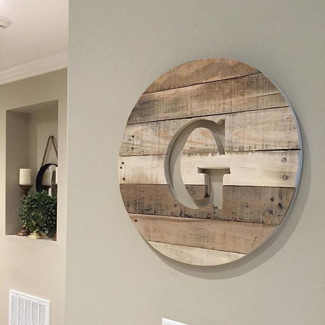 Monogram Wall Decor Ideas : Best ideas about monogram wall on letter