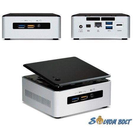 Intel NUC BOXNUC5I7RYH barebone asztali számítógép