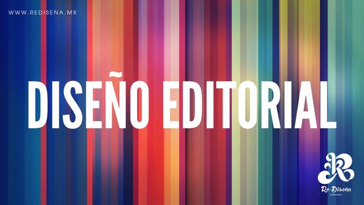#ReDiseñamos tus proyectos Editoriales y les damos salida para Impresión! Visítanos en www.redisena.mx
