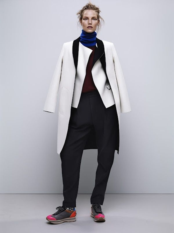 inspiration for www.duefashion.com  Suvi Koponen by Josh Olins A Clean Slate - Vogue UK July 2012
