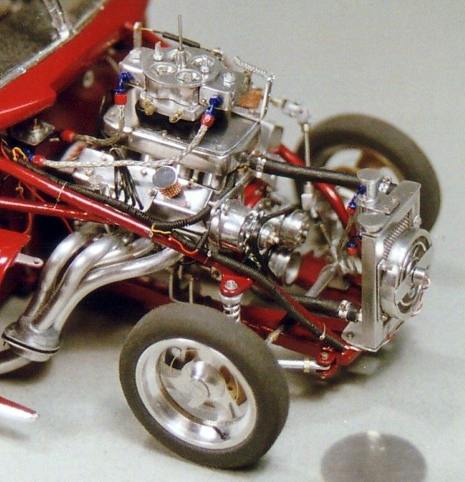 Model Car With Engine: 17 Best Images About Scale Model Engine Detailing On