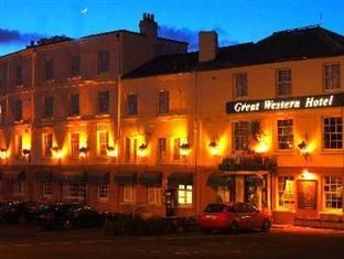 Exeter The Great Western Hotel United Kingdom, Europe Located in St David's, The Great Western Hotel is a perfect starting point from which to explore Exeter. The hotel offers a wide range of amenities and perks to ensure you have a great time. All the necessary facilities, including Wi-Fi in public areas, car park, meeting facilities, coffee shop, bar, are at hand. Guestrooms are fitted with all the amenities you need for a good night's sleep. In some of the rooms, guests can...