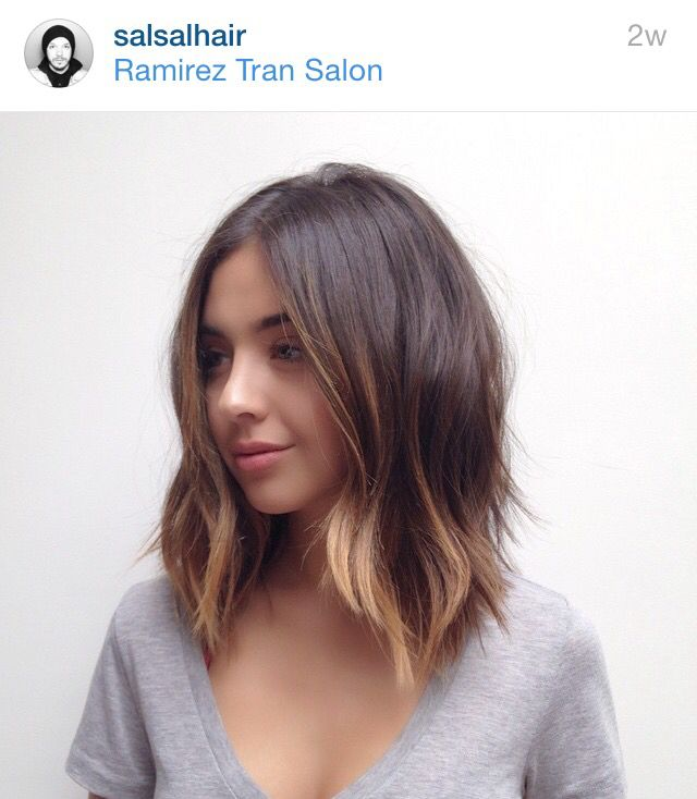 [salsalhair] textured lob