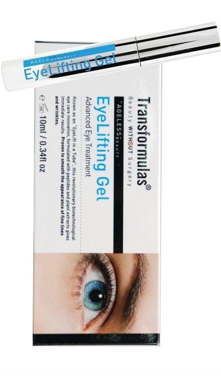 Transformulas EyeLifting Gel - $49. Click to buy.