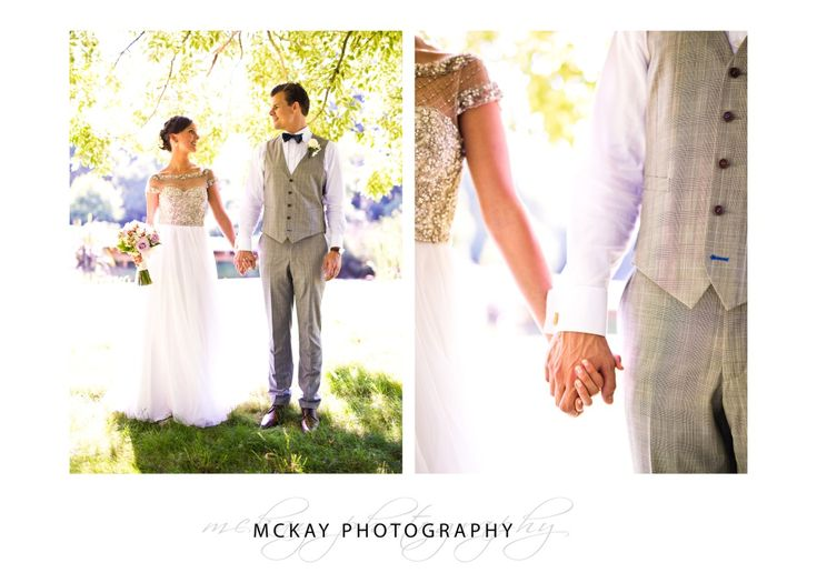 Bride & Groom - wedding photo at the Gibraltar Hotel Bowral.  McKay Photography - http://www.mckayphotography.com.au