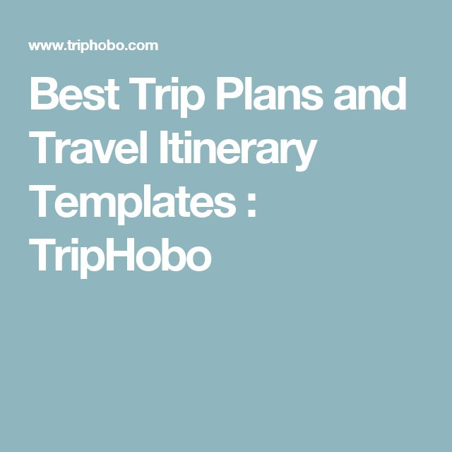 Best 25+ Travel itinerary template ideas on Pinterest Travel - itinerary template