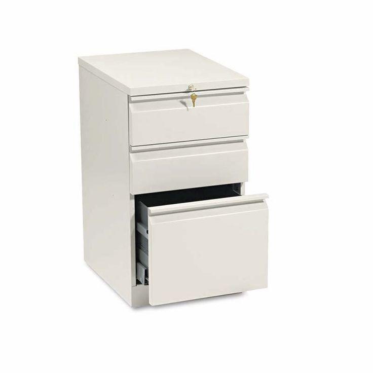 HON Brigade Series Efficiencies Mobile File Cabinet - HON33720R