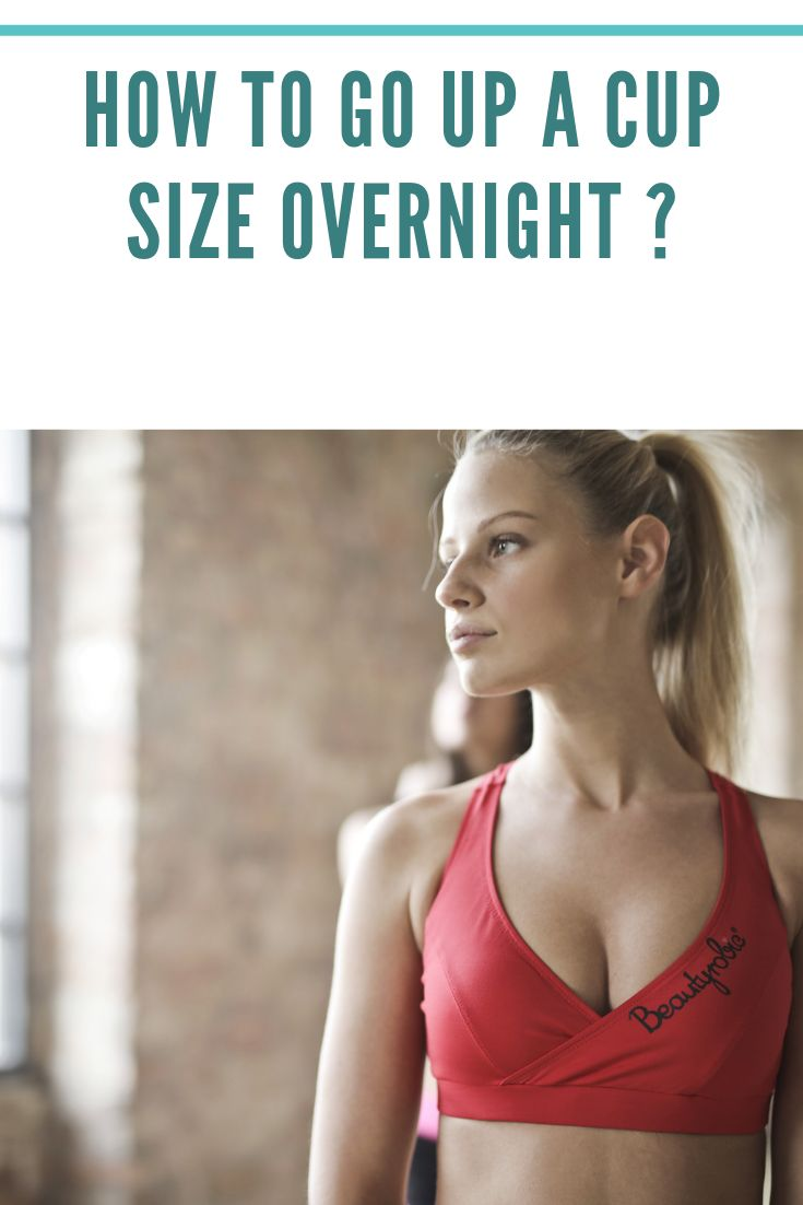Pin on How To Get Bigger Breasts Naturally Fast