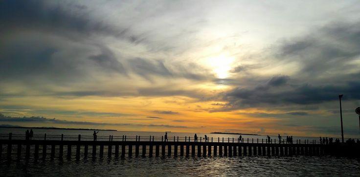 Sunset - Paseo del Mar - Zamboanga City