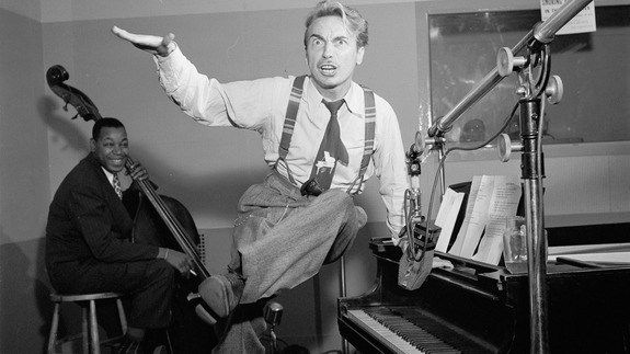 The original hipster was a manic jazz pianist in the 1940s http://ift.tt/22F5mAe  1948  Harry The Hipster Gibson performs with his band in New York.  Image: William P. Gottlieb/Library of Congress  In the first decade of the 20th century the words hep and hip were used interchangeably to mean aware. The precise origin of the words is unknown though one theory suggests slaves from Senegal used the wordxipi (pronouncedhippy or hippehin the native Wolof language) whichmeans to have your eyes…
