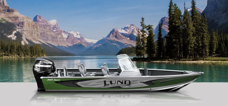 Lund Boats - Aluminum Fishing Boats - 2025 Impact