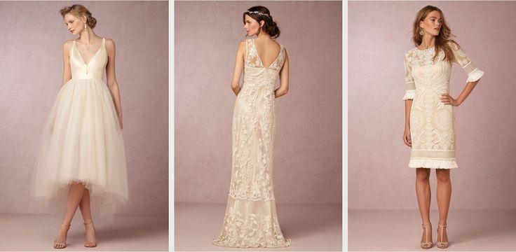 BHLDN Destination wedding proof wedding dresses Perfecte trouwjurken voor als je gaat trouwen in het buitenland Jurk, trouwjurk, bruidsjurk, dress